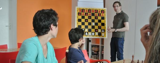 Ferien-Schachkurs an der Münchener Schachakademie